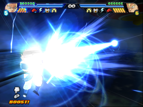 Big Bang Kamehameha X100 Dragon Ball Wiki Pictures