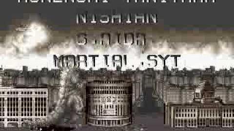 Godzilla The Arcade Game (Playthrough 11 11 Ending)