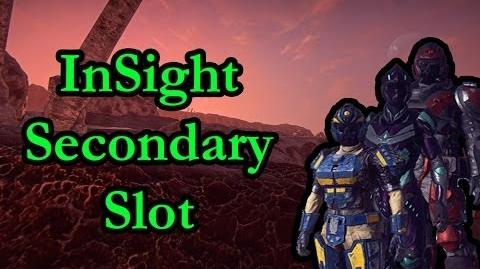 Planetside 2 InSight on Secondary Slot-1