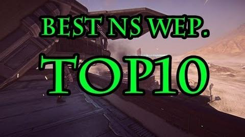Planetside 2 Top10 Best NS Weapons
