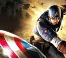 Captain America (Legends Collide)