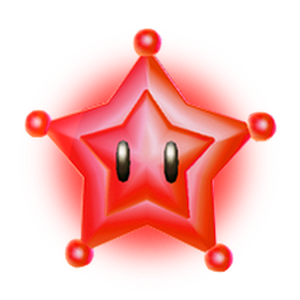red mario galaxy stars - photo #3