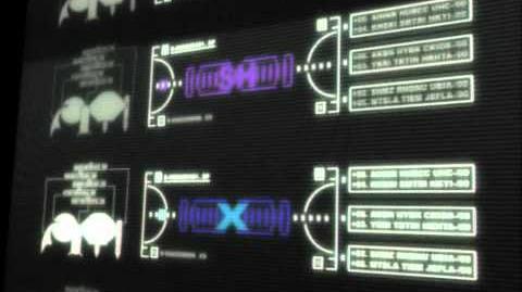 HD Megaman X Command Mission - Intro PS2