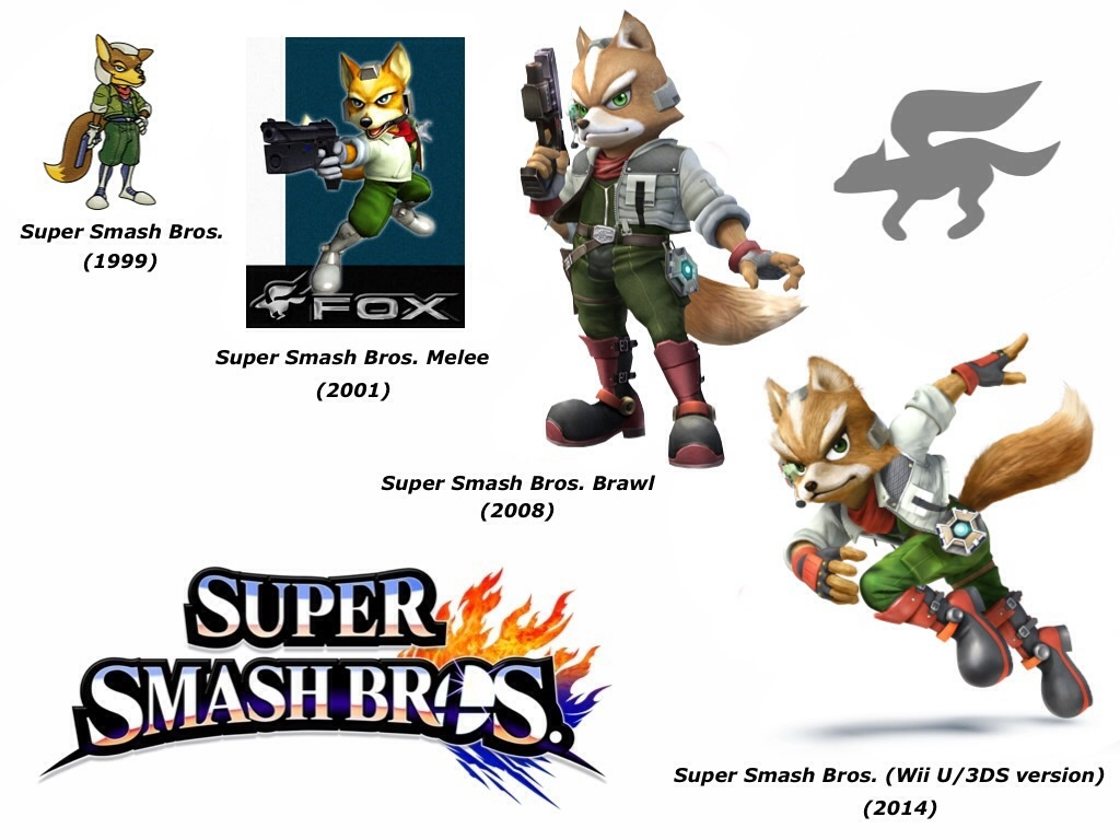 James And Fox Mccloud Fox McCloud made his