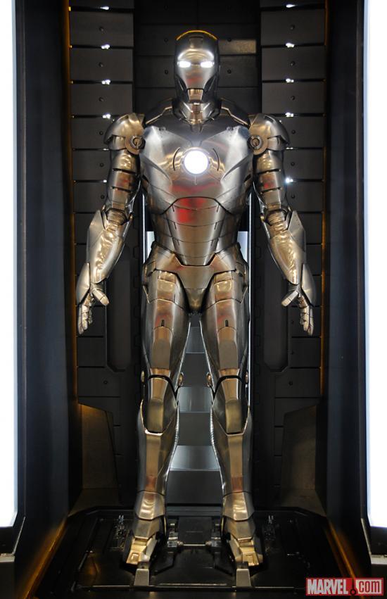 Image - Iron Man Armor...
