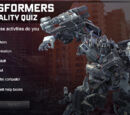 XD1/Transformers Personality Quiz