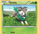 Skiddo/XY