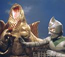 Mirrorman Episodes