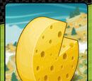 Cheese Wheel