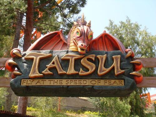Tatsu Six Tatsu Six Flags Wiki