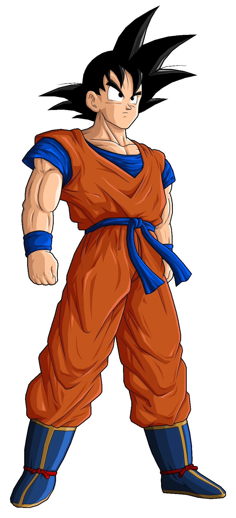 Son goku dragon ball wiki - Dragon ball z goku son ...