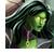 She-Hulk Icon 2