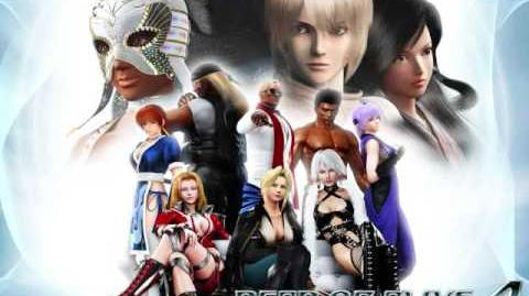 Dead or Alive 5 Last Round game tracks