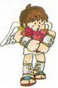 Artwork de Pit con los corazones en Kid Icarus.png