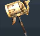 MH3U - Marteau - Revolver Explosif