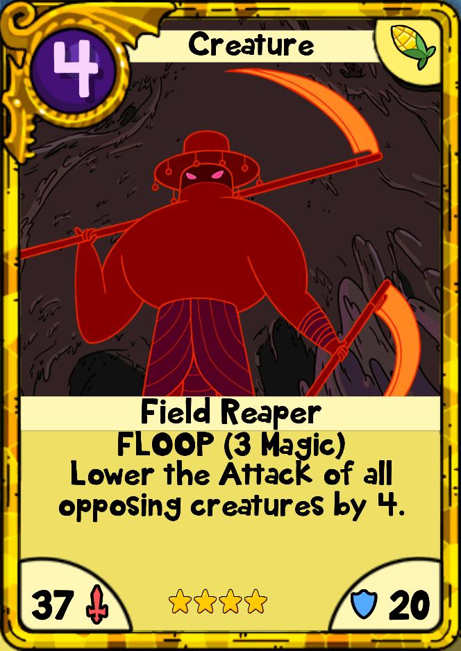 Field Reaper - Card Wa...