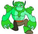 Ursus (Spirit Warrior)