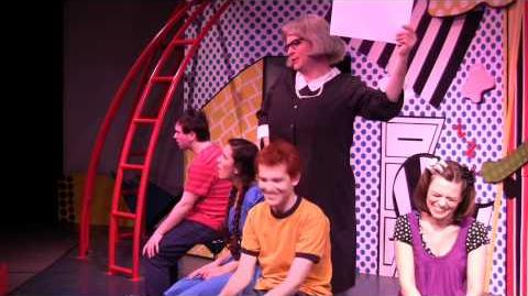 """Alexander and the Terrible, Horrible, No Good, Very Bad Day- The Musical"" at the Coterie Theatre"
