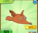 Rare Fox Hat