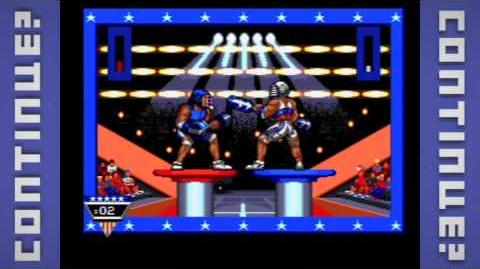 American Gladiators (GEN) - Continue?