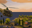 Helicopter (Battlefield Heroes)