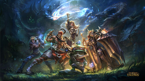 League Of Legends Benutzername Vergessen
