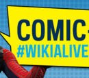 Comic-Con 2014 WikiaLive Photos