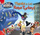 Thanks a Lot, Robo-Turkey!