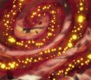 Cesarski Taniec: Spiralne Ostrze Karmazynowego Miecza Płomienistego Smoka
