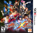 Project X Zone Images