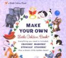 Make Your Own( blank book)
