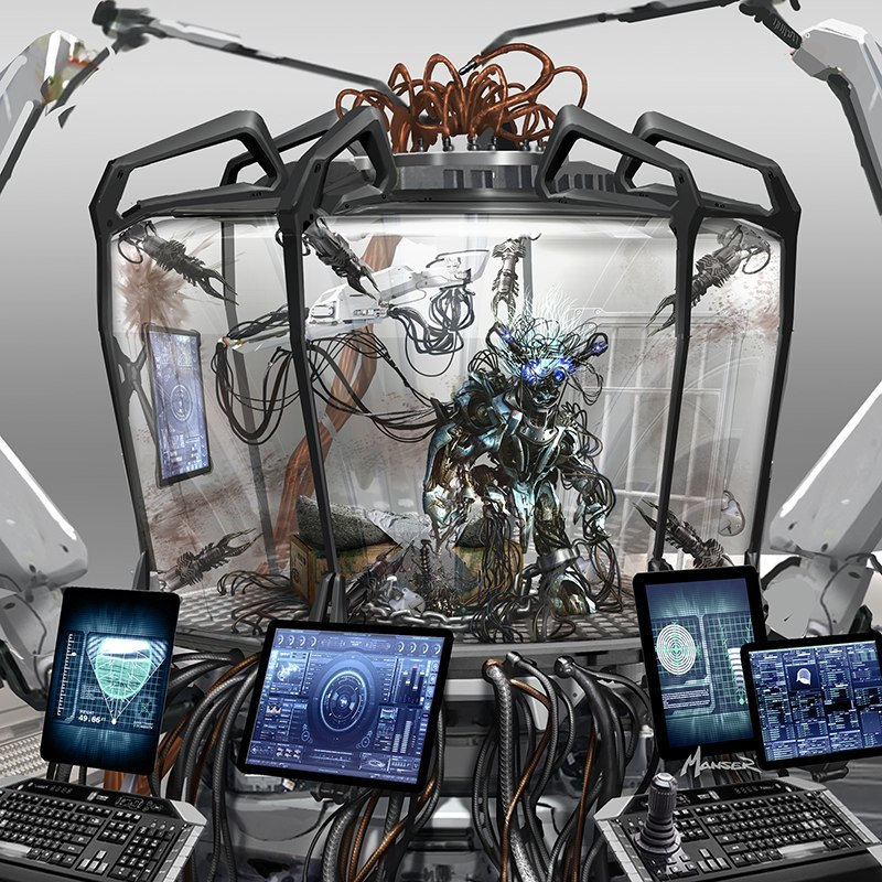 Image - BrainAoEConceptArt3.jpg - Teletraan I: the ...