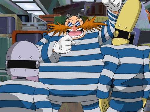 Doctor Eggman (Sonic X)/Gallery - Sonic News Network, the ... | 500 x 372 png 269kB
