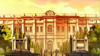 Supernatural High School Open To All Magic Supernatural And
