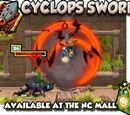 Cyclops Sword