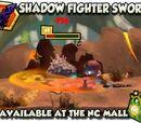 Shadow Fighter Sword