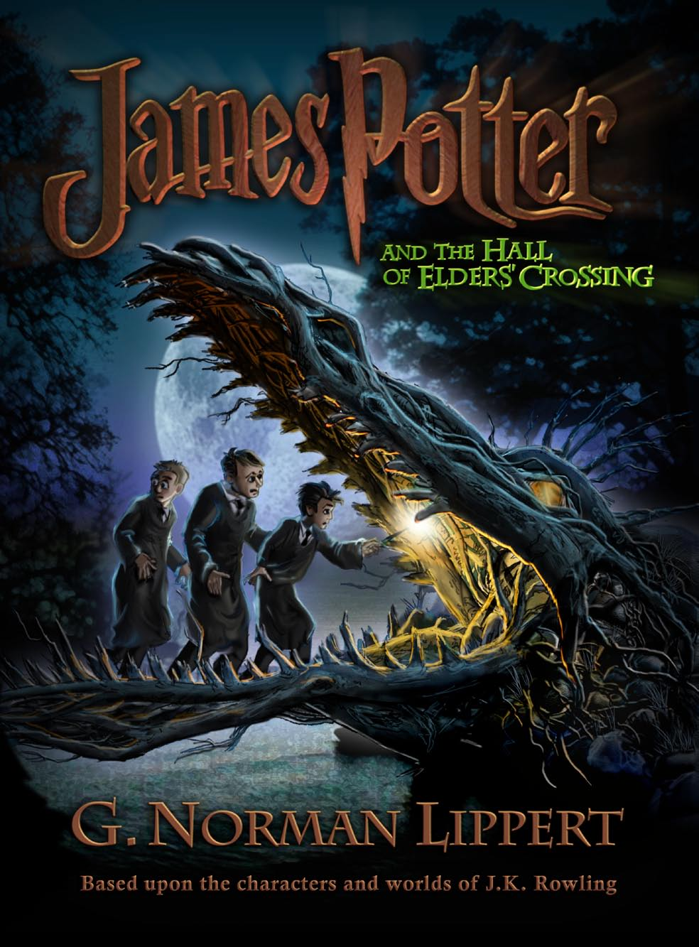 James Potter Series James_Potter_and_the_Hall_of_Elders'_Crossing