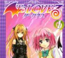 To Love-Ru Darkness/Lista de Capítulos