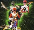 Transdaggers (Power Rangers Lost Galaxy)