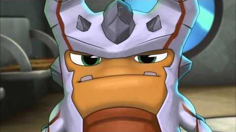 Slugterra Return of the Elementals - Meet an Elemental Slug