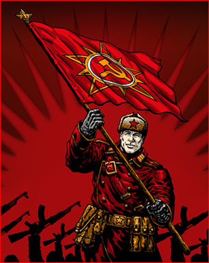 The gallery for --> Red Alert 3 Soviet