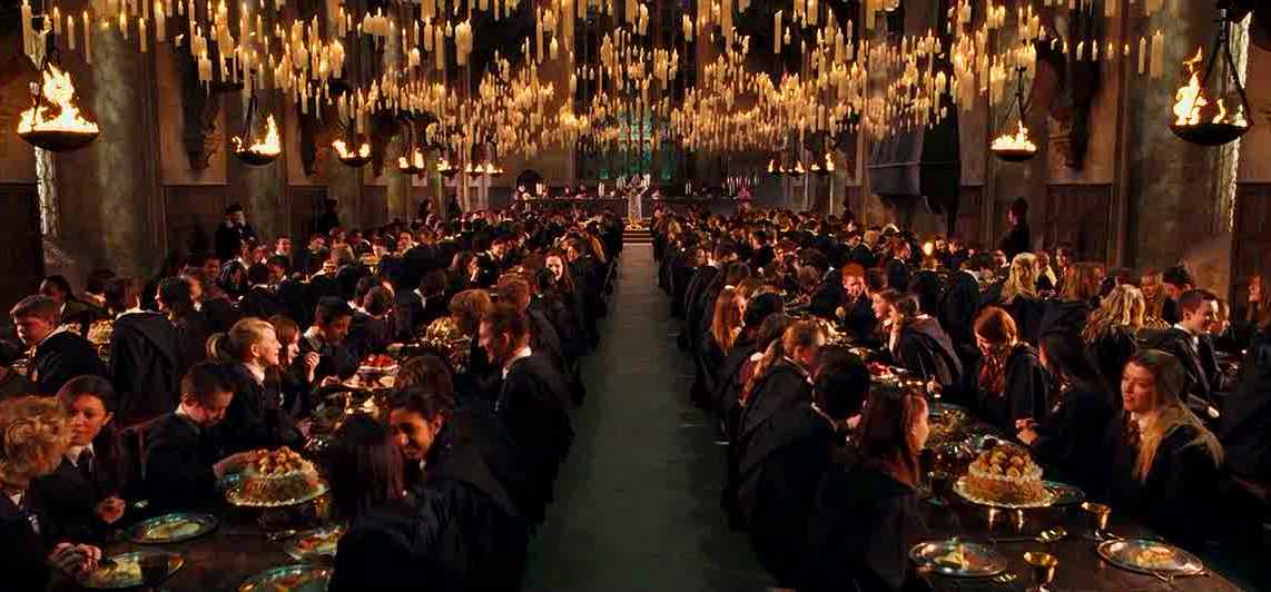Start of Term Feast Harry Potter Wiki