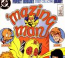 'Mazing Man/Covers