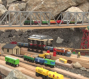 The China Clay Works