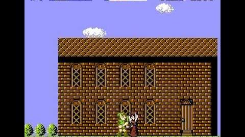 NES Games Zelda II The Adventure of Link Fairy Warp Glitch