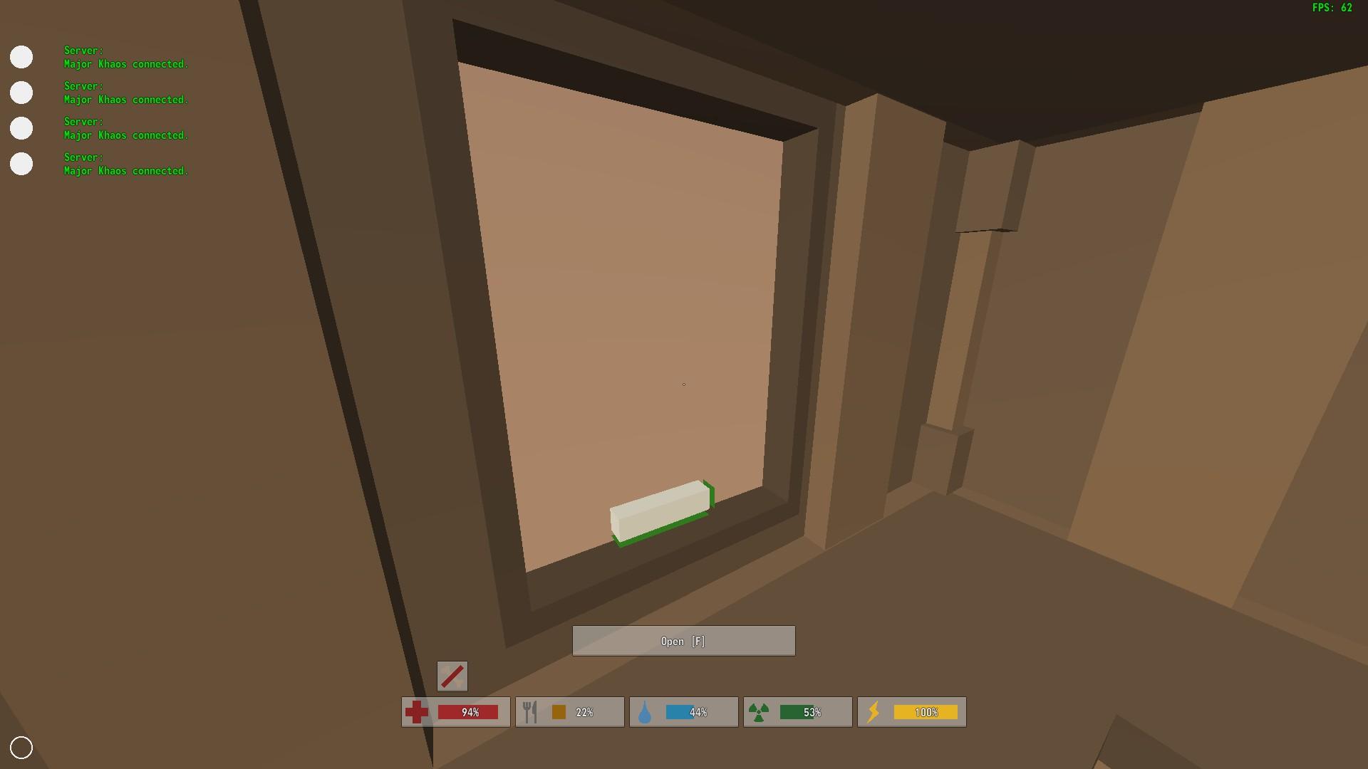 Wooden shutter unturned bunker wiki for Door unturned