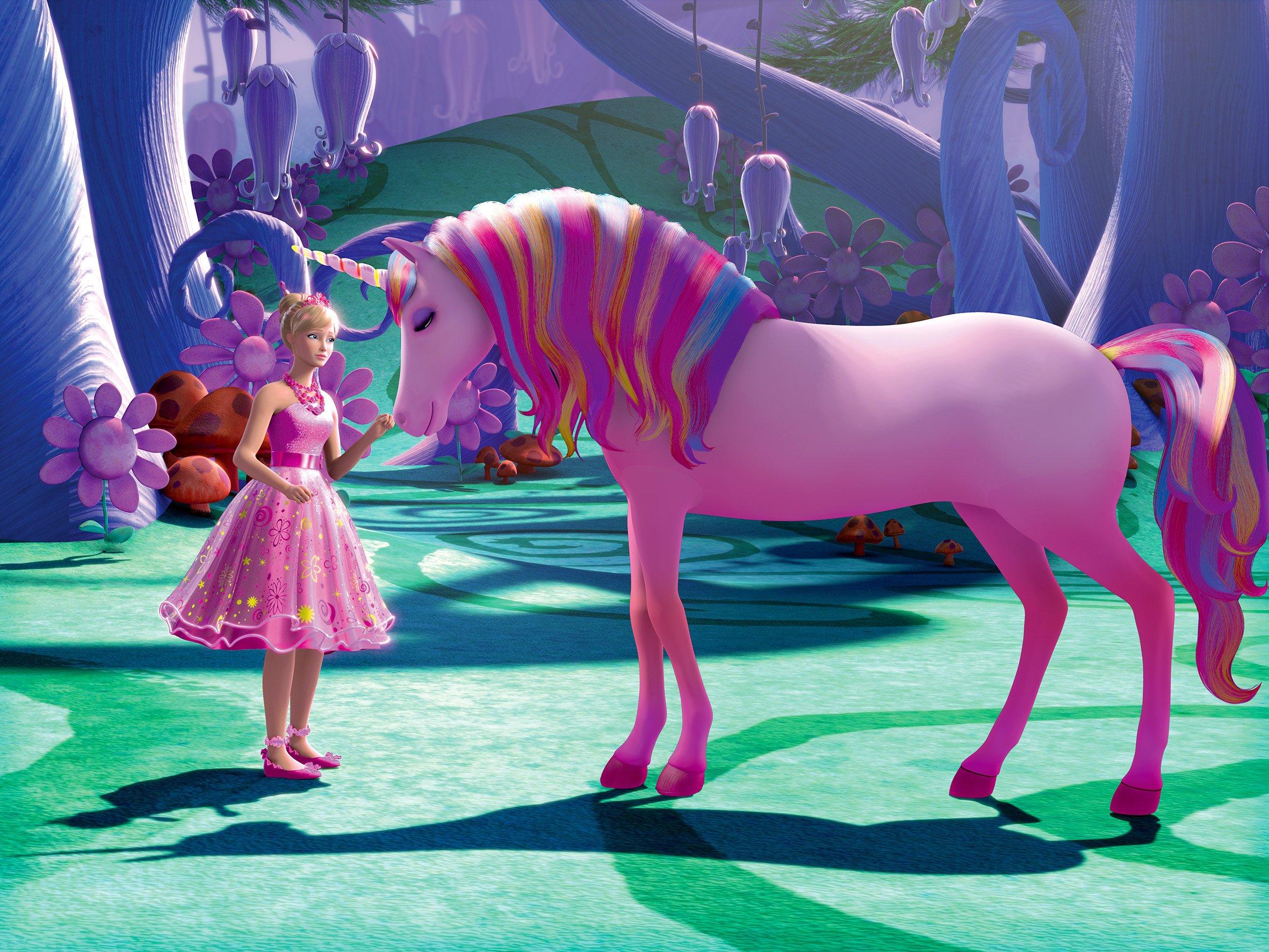 Barbie et la porte secr te barbie and the secret door - Barbie et la porte secrete film complet ...