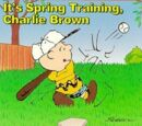 Es el entrenamiento de primavera, Carlitos