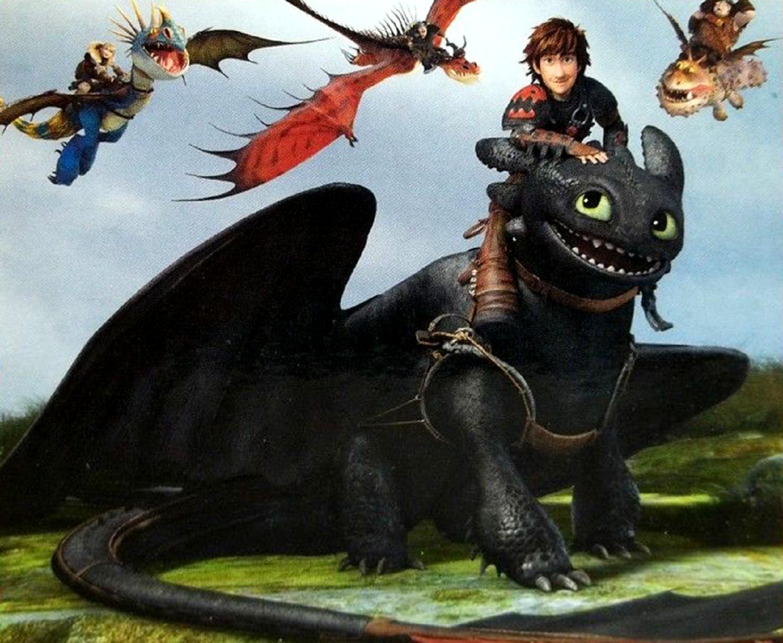 Смотреть как приручить дракона 10 фотография