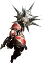 MH4U-Hammer Equipment Render 001.png